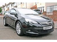 2016 VAUXHALL ASTRA GTC 1.4 SRI TURBO, CAT D, ONLY 280 MILES !!! DAMAGED REPAIRABLE,
