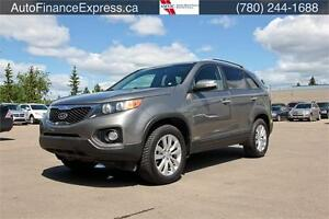 2011 Kia Sorento LX 4WD RENT TO OWN $8 A DAY CALL
