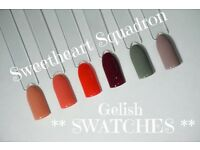 Harmony gelish sweetheart squadron collection brand new