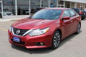 2017 Nissan Altima 2.5 SV CAMERA,BLUETOOTH,NO ACCIDENTS,ONTARIO