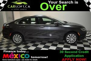 2015 Chrysler 200 LX - LOW KMS**KEYLESS ENTRY**A/C