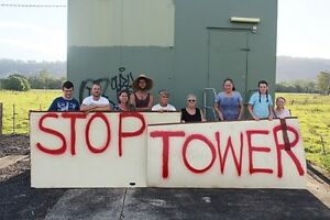 Community support needed - Prevent mobile phone towers near homes Koonorigan Lismore Area Preview