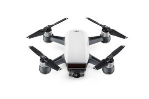 DJI Spark Alpine White Fly More Combo-Brand New