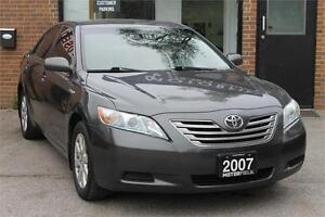 2007 Toyota Camry Hybrid *NO ACCIDENTS, CERTIFIED, WARRANTY*