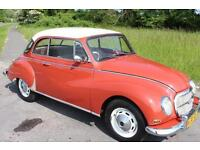 DKW 1000 COUPE DELUXE 1958
