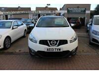 2013 Nissan Qashqai 1.6 [117] N-Tec+ 5dr CVT Auto Hatchback Petrol Automatic