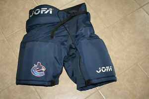 Authentic Team Issue- NHL, Vancouver Canucks Hockey Pants-Small