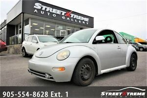 2000 Volkswagen New Beetle GLS | LEATHER INTERIOR | HEATED SEATS