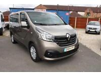 LHD 2014 Renault Trafic 1.6 DCi 140 Energy 9 Seater MPV UK REGISTERED