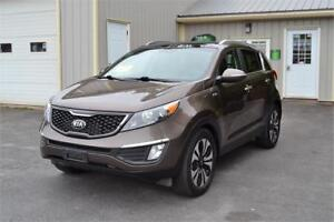 2013 Kia Sportage SX  TURBO AWD