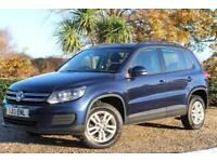 2013 Volkswagen Tiguan 2.0TDI ( 110ps ) ( 2WD ) BlueMotion Tech ( s/s ) S