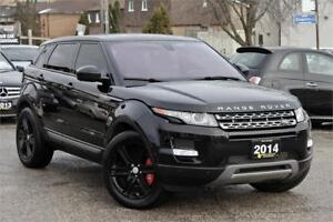 2014 Land Rover Range Rover Evoque Pure Plus|CPO Warranty|Pano