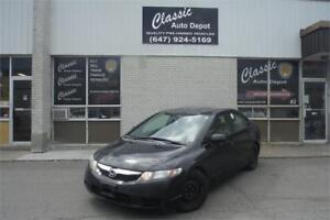 2009 Honda Civic Sdn DX-G** GAS SAVER**