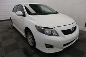 2010 Toyota Corolla S Sunroof! Clean Title!