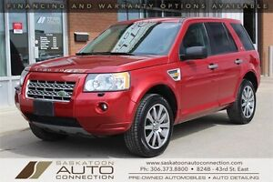 2008 Land Rover LR2 HSE 4x4 ** LOW KM ** LOADED ** REMOTE START