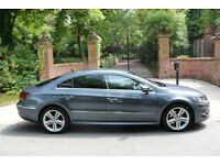 15 PLATE VW CC 2.0 TSI R LINE 8,936 MILES PETROL 1 OWN A RARE FIND EXCEPTIONAL