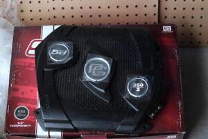 Phoenix Gold RSd 250.2 2 channel Car speaker subwoofer Amplifier