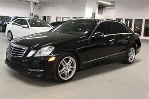 2013 Mercedes-Benz E-Class E 350 DEISELAMG/NAVI/PANO/LANE KEEP A