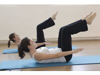 NEW PILATES CLASSES IN WILLIAMWOOD HIGH SCHOOL INTERMEDIATE AND BEGINNER PLACES AVAILABLE BOOK TODAY
