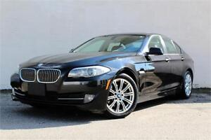 2013 BMW 5281 XDRIVE | CERTIFIED | NAV |