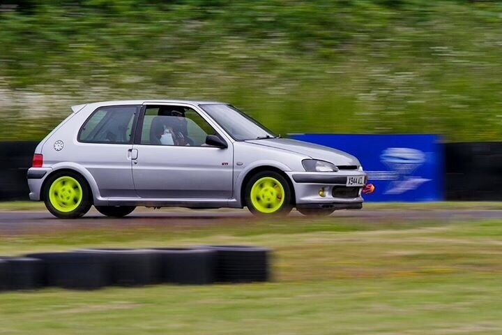 peugeot 106 gti low mileage track car big spec in marske by the