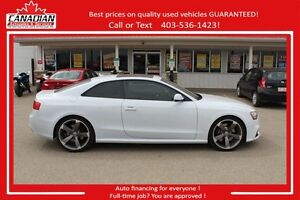 2014 Audi RS 5 fULLY LOADED 4.2 FULLY LOADED FINANCING FOR ALL!