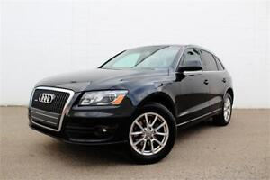 2011 AUDI Q5 QUATTRO | AWD | CERTIFIED | HEATED LEATHER SEATS |