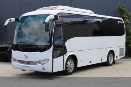 Higer Ryder H8200 Coach (E643164a)