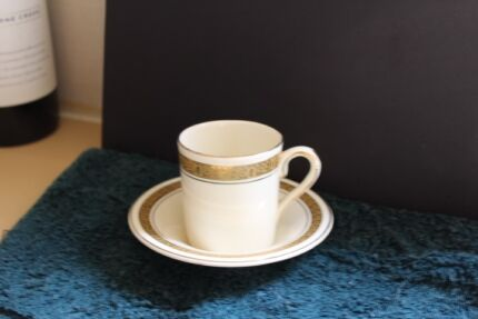 Rare collection of fine English bone china Elwood Port Phillip Preview