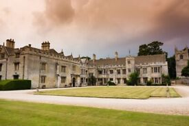 Stately home house keeper and gardener Sought
