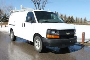 Chev Express 2500 Fully Equipped * Everyone Approved * Warranty