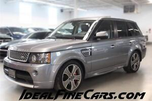 2013 Land Rover Range Rover Sport AUTOBIOGRAPHY/SUPERCHARGED/NAV
