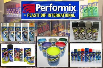 Performix Plasti Dip White Multi-purpose Rubber Coating Aerosol 11 Oz 2 Pack