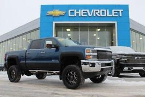 2015 Chevrolet Silverado 2500HD LTZ Lifted, Air shut Off Valve !