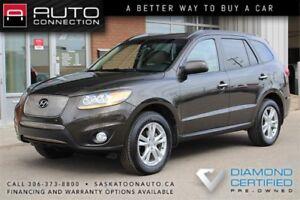 2011 Hyundai Santa Fe Limited ** AWD ** LEATHER ** BLUETOOTH **