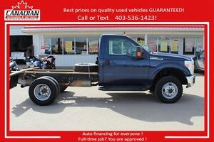 2012 Ford Super Duty F-350 DRW XLTlOW KMS FINANING FOR ALL!