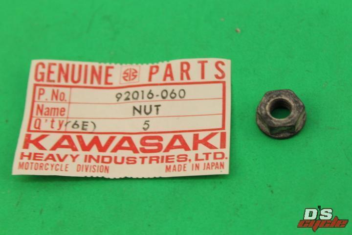 NOS Kawasaki KZ400 KZ550 KZ650 7mm Connecting Rod Nut 92016-060