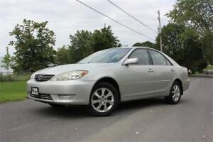 2005 Toyota Camry XLE - Alloys Roof