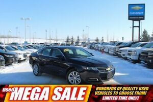 2018 Chevrolet Impala LT V6| Sun| Heat Leath/Wheel| Rem Start| D