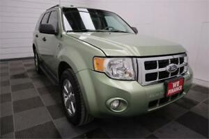 2008 Ford Escape XLT 4WD! Low Mileage! Clean Title!