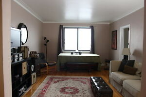 4 1/2 apt - April rent paid - lease through June 2018