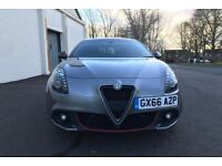 2016 Alfa Romeo Giulietta 1.4 TB MultiAir Speciale ALFA TCT (ss) 5dr