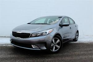 2018 KIA FORTE LX PLUS | CERTIFIED |