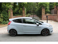 66 PLATE FORD FIESTA 1.6 ECOBOOST ST200 1 OWN 21,987 MILES STORM GREY STUNNING