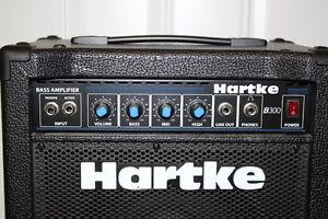 Hartke Bass Amp Peterborough Peterborough Area image 2
