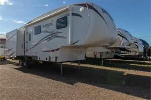 2013 Raven Express used RV trailer
