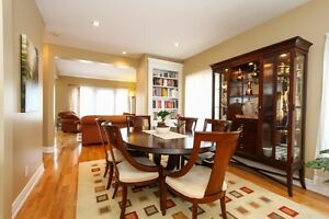 Dining room in great shape