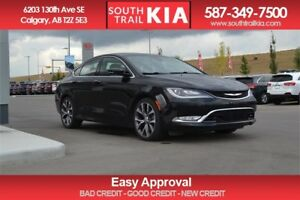 2015 Chrysler 200 C LIMITED ALL WHEEL DRIVE