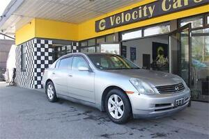 2001 Nissan Skyline 250GT (Infinity G35) ONLY 25K! NO ACCIDENTS