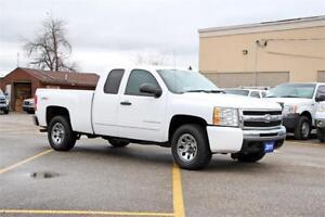 2011 Chevrolet Silverado 1500 4X4+CERTIFIED+2 YEAR WARRANTY
